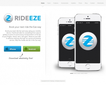 Ride Eze Project